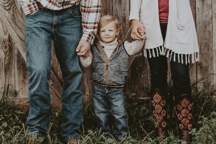 The Barker Family